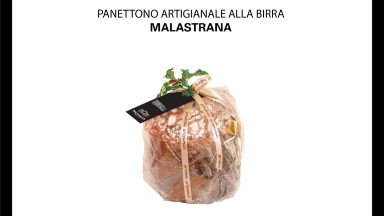 PANETTONE ARTIGIANALE ALLA BIRRA MALASTRANA